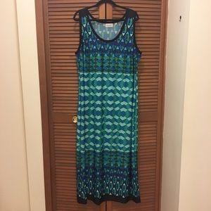 Avenue plus size maxi dress 22/24